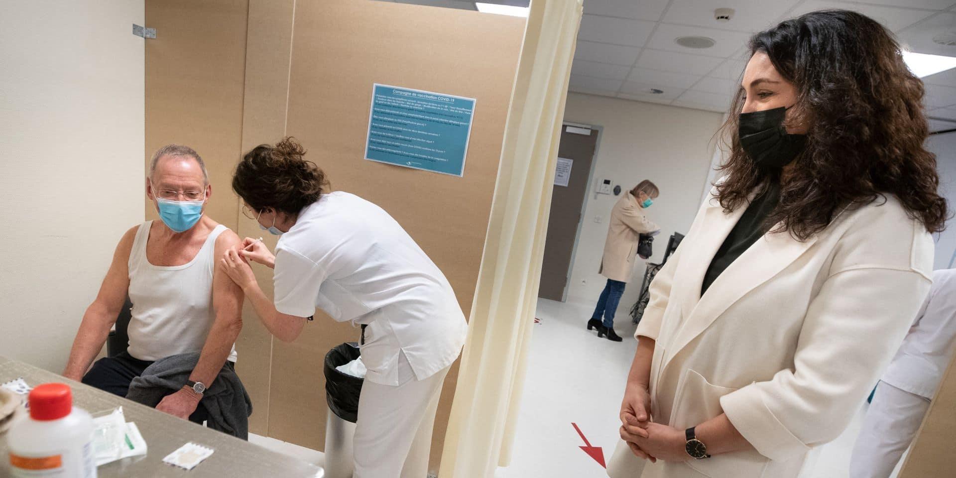 Le gouvernement wallon annonce une montée en puissance de la vaccination