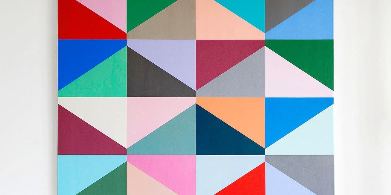 Jacqy duVal nous offre un concentré lumineux et coloré