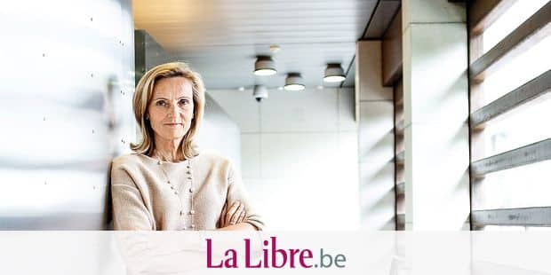 SAbine Caudron, Head of Private Banking chez Petercam Degroof