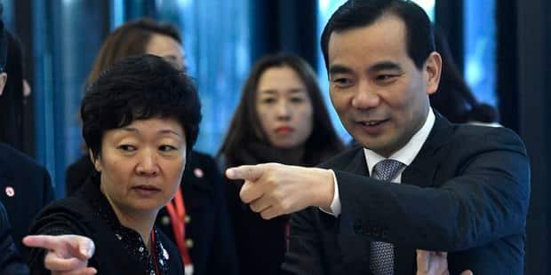 L'ex-patron d'Anbang, 3e assureur chinois, condamné à 18 ans de prison pour fraude - La Libre