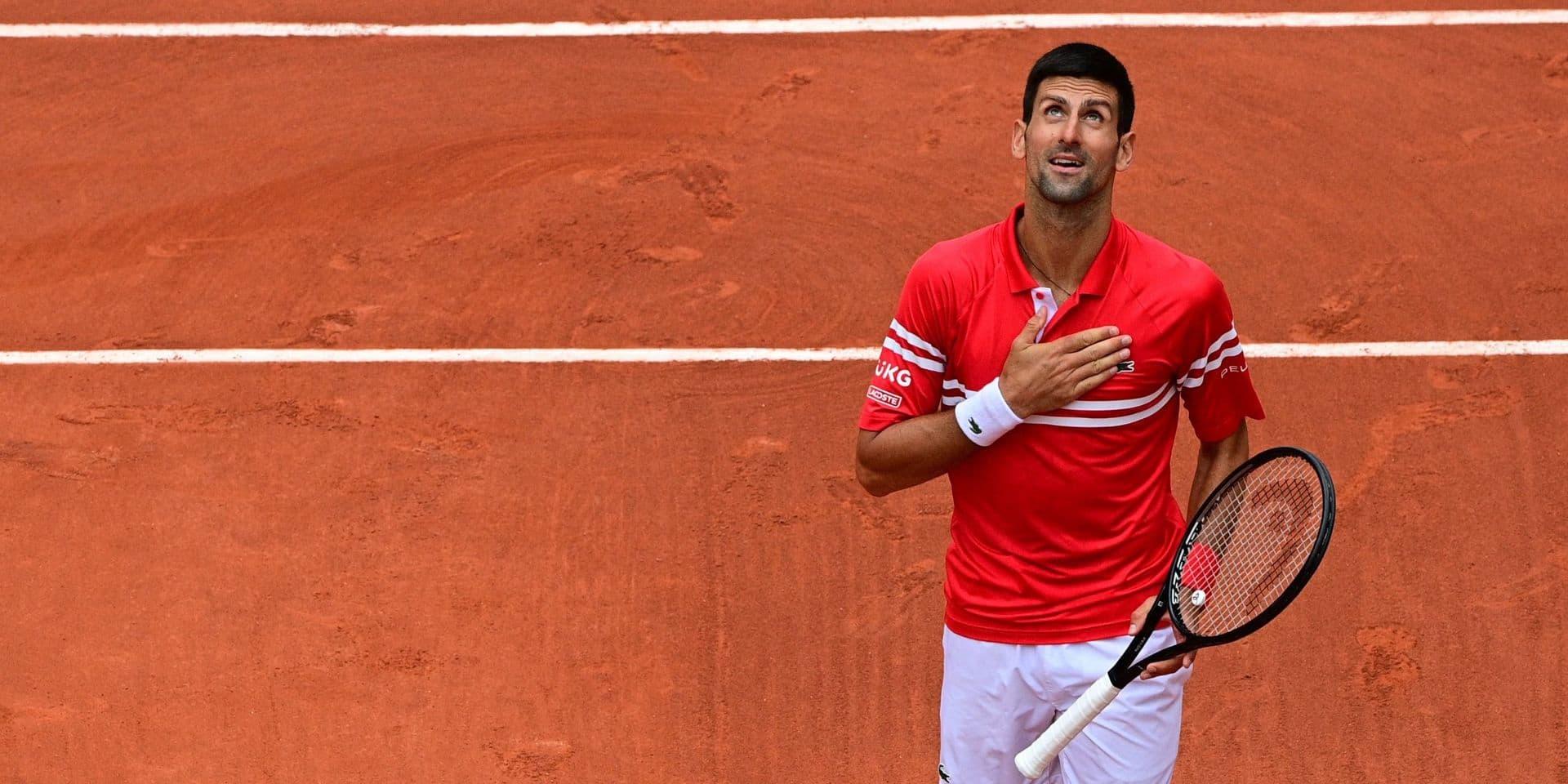 Le bilan de la journée à Roland: Nadal, Djokovic et Swiatek haussent le rythme