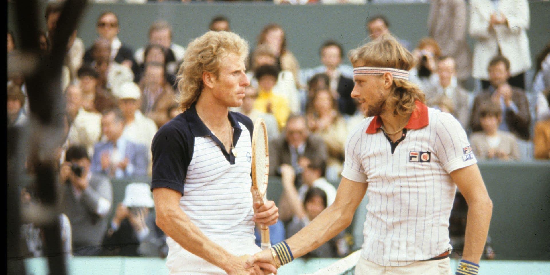 Rafael Nadal, c'est deux fois plus que Borg