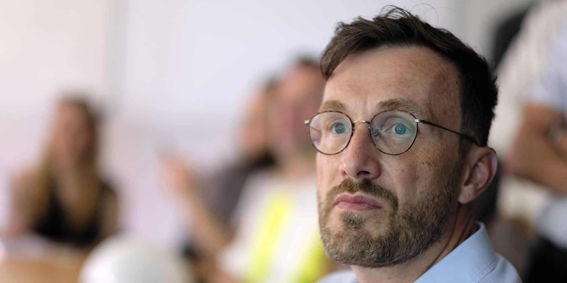 Elections 2019 : Pascal Smet tête de liste sp.a pour la Région bruxelloise