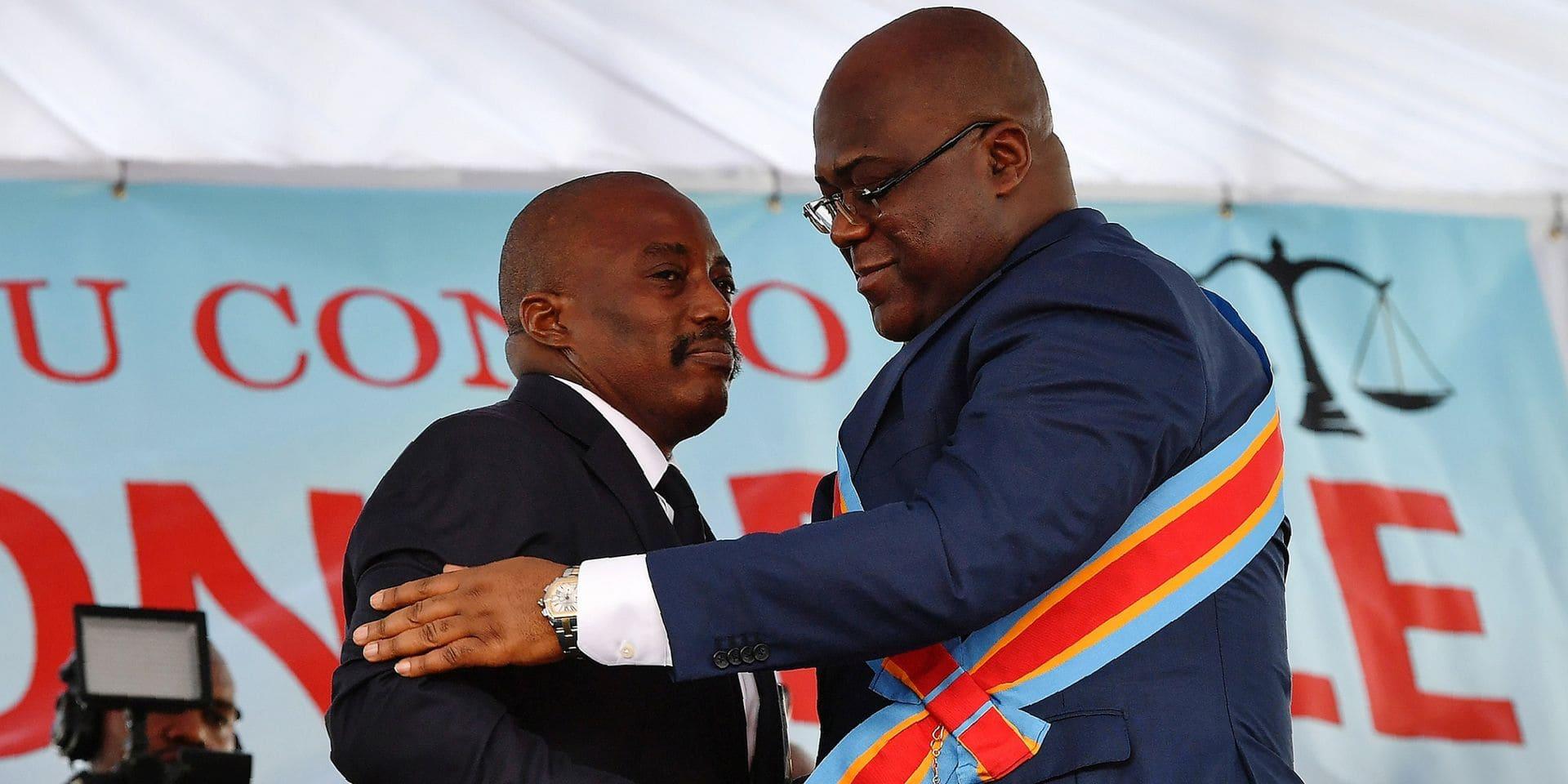 La nuit où Kabila a imposé Tshisekedi au monde entier