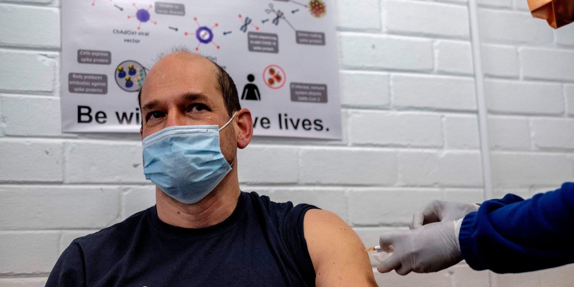 Coronavirus en Belgique: la moyenne du nombre de cas quotidiens augmente de 8%