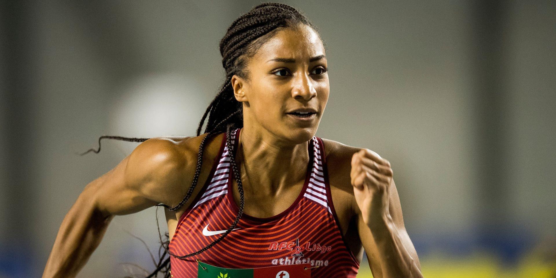Nafi Thiam ne disputera pas d'heptathlon cette année après le report des Jeux