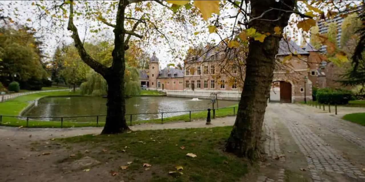 Molenbeek dévoile un grand plan de rénovation du château du Karreveld