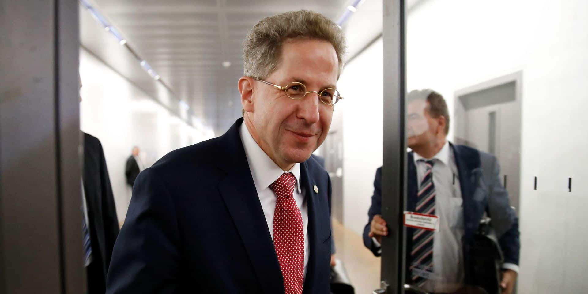 Dans la tourmente, le controversé patron du renseignement allemand démis de ses fonctions