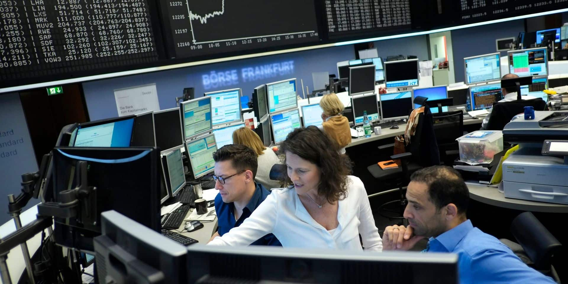 """L'Oeil du marché: """"une chute importante des marchés pourrait être envisagée en décembre"""""""