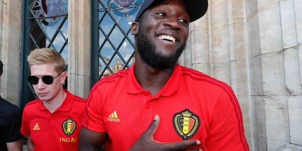 Sur Twitter, Romelu Lukaku remercie les supporters d'Anderlecht - La Libre
