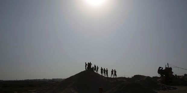 Gaza: Israël frappe le Hamas, la Ligue arabe se réunit - La Libre