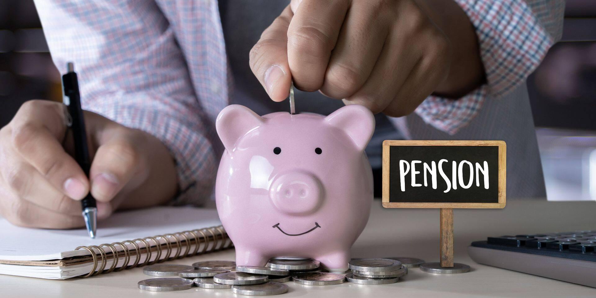 Près de 80% de la population active constitue une pension complémentaire