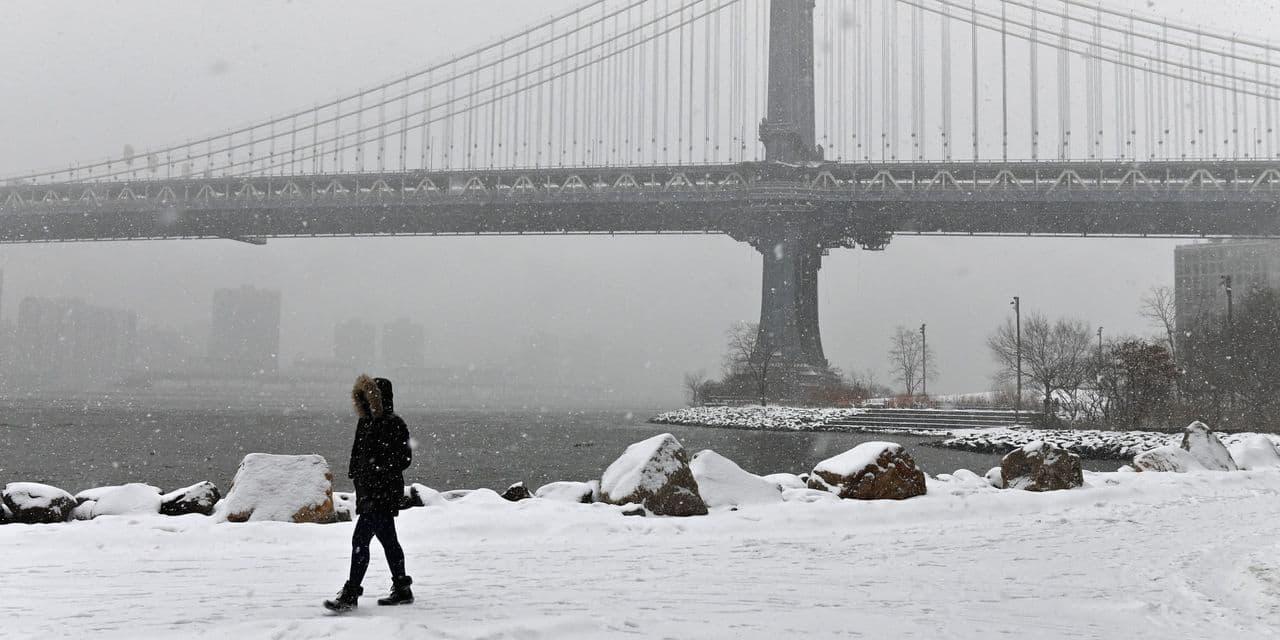 Une vague de froid meurtrière continue de semer la pagaille aux Etats-Unis - lalibre.be