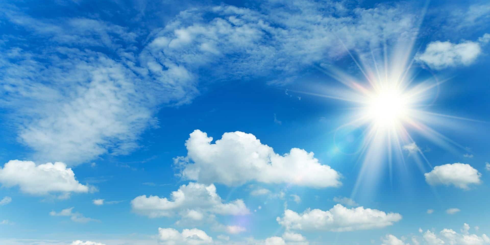 Encore un risque d'orages d'ici le week-end, avant le retour sur la durée d'un temps stable, agréable et ensoleillé