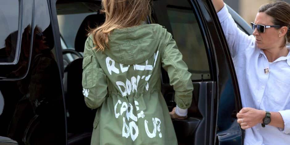 Diplo pour les nuls: de qui se fiche Melania Trump? - La Libre
