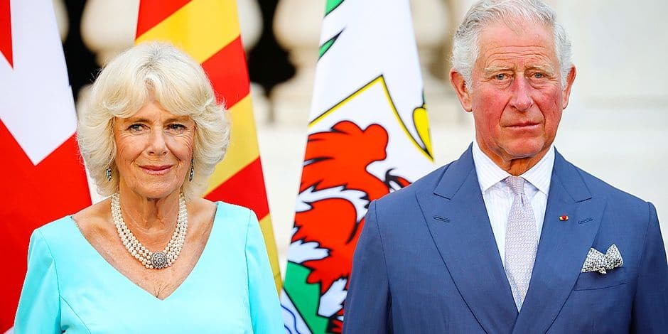 Prince Charles, Prince of Wales and Camilla, Duchess of Cornwall attend an evening reception at Villa Massena with Mayor of Nice Christian Estrosi and his wife Laura Tenoudji-Estrosi on May 7, 2018 in Nice, France. Prince Charles became honorary citizen of the city of Nice during this ceremony. Prince Charles, Prince of Wales and Camilla, Duchess of Cornwall are on a two day Royal tour to France. Reporters / Crystal Pictures