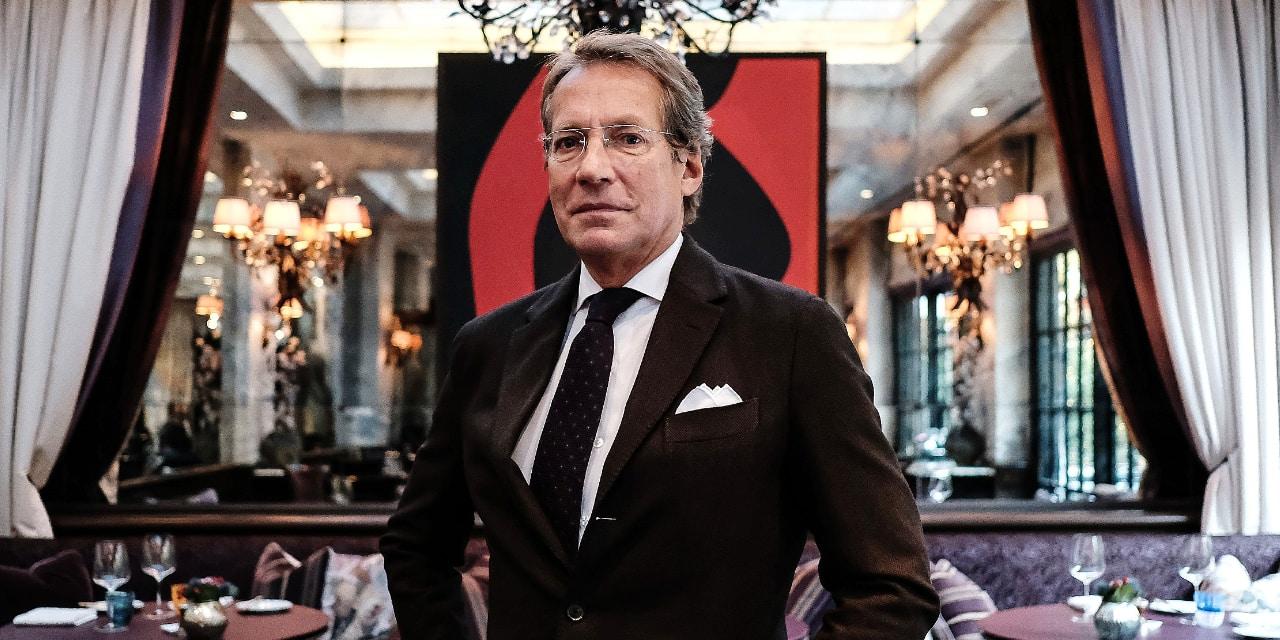 """Serge Litvine : """"Il doit encore exister des restos hors du commun"""""""