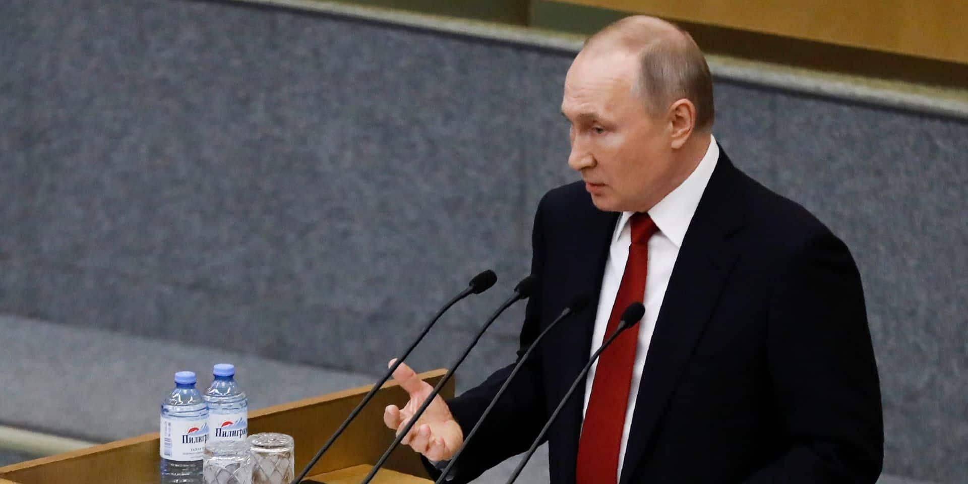 Vladimir Poutine, président jusqu'en 2036?