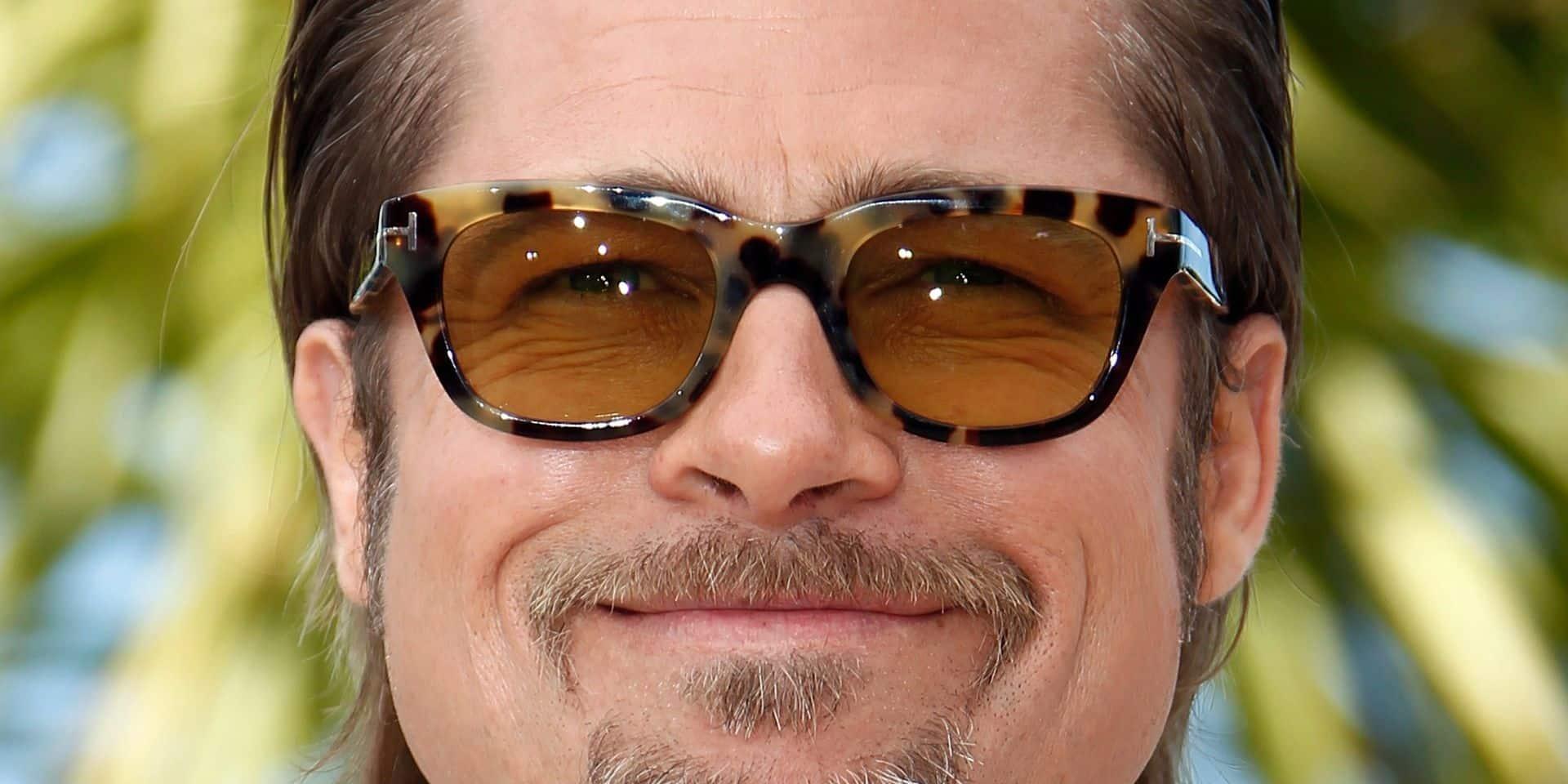 Brad Pitt a atterri à Bruxelles: mais quelle est la raison de cette visite?