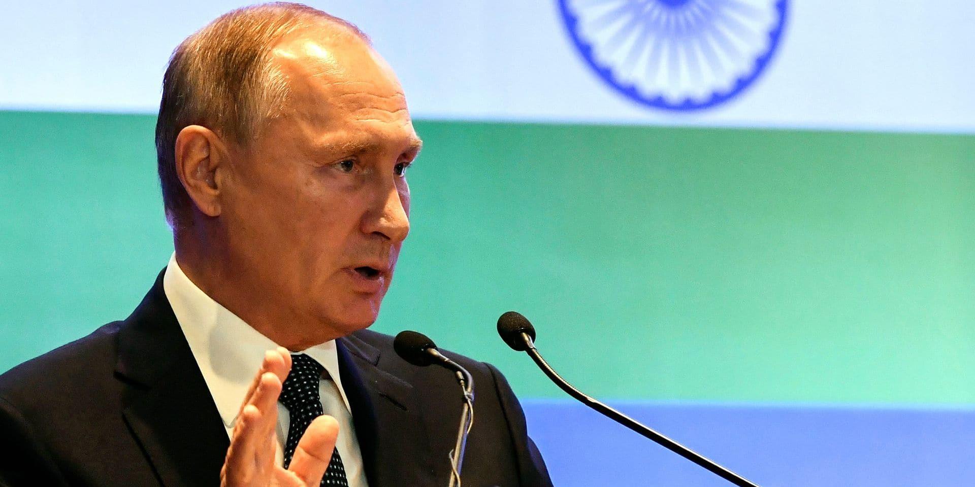 Russie: 10 à 15 jours de prison pour trois jeunes anti-Poutine
