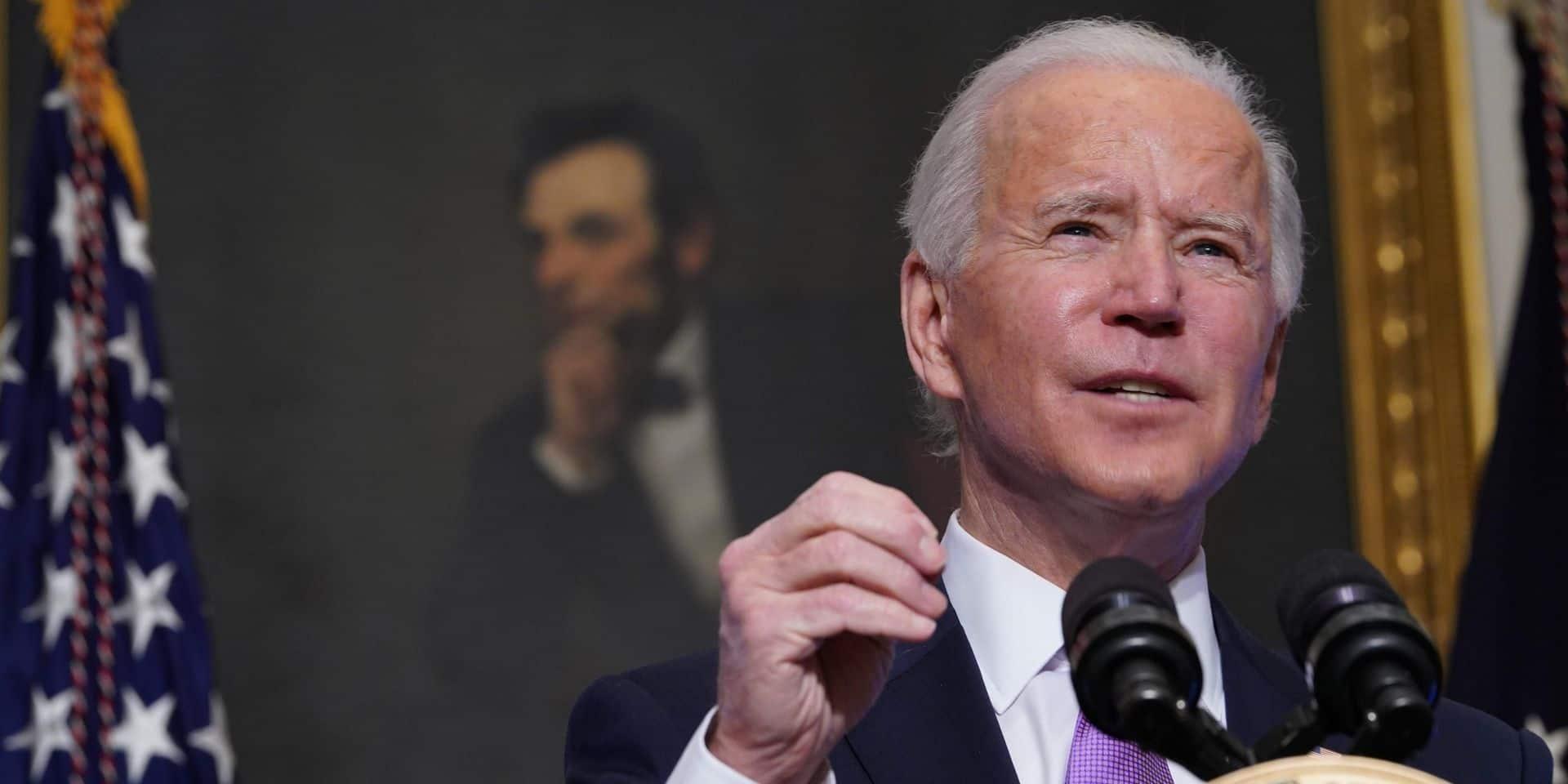 Biden annonce un prochain sommet international sur le climat