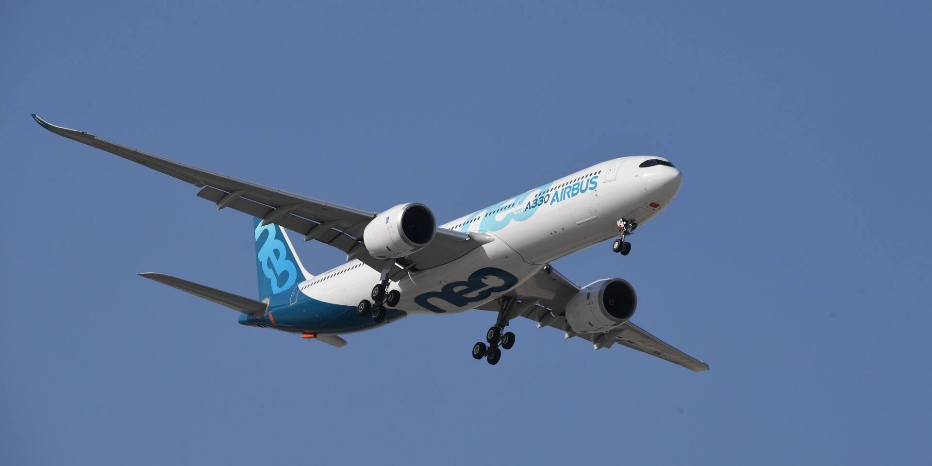 Transport aérien: la compensation des émissions de CO2, en attendant l'avion du futur