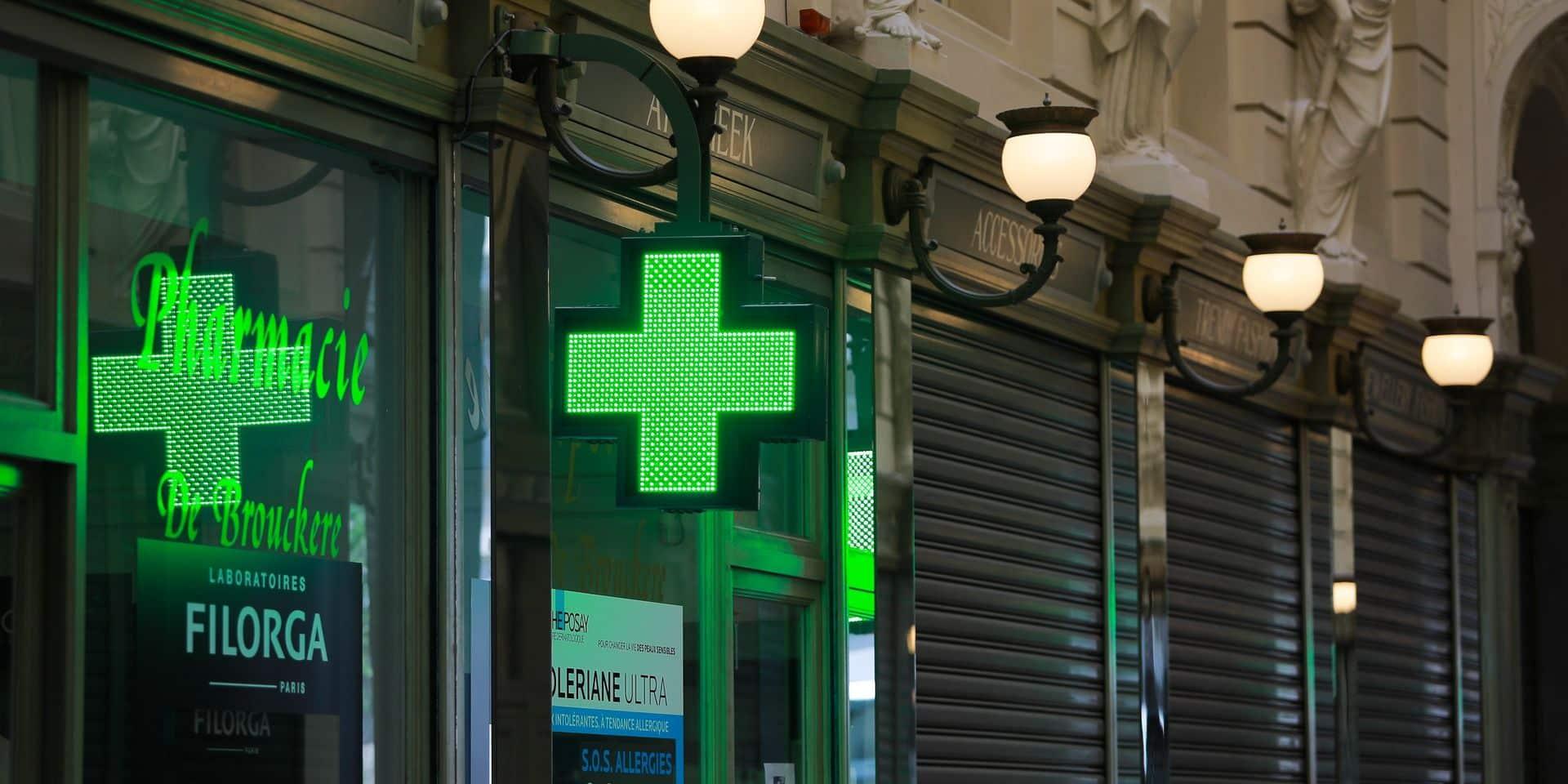 """L'Absym n'est pas en faveur du testing rapide en pharmacie: """"De la pratique illégale de la médecine"""""""