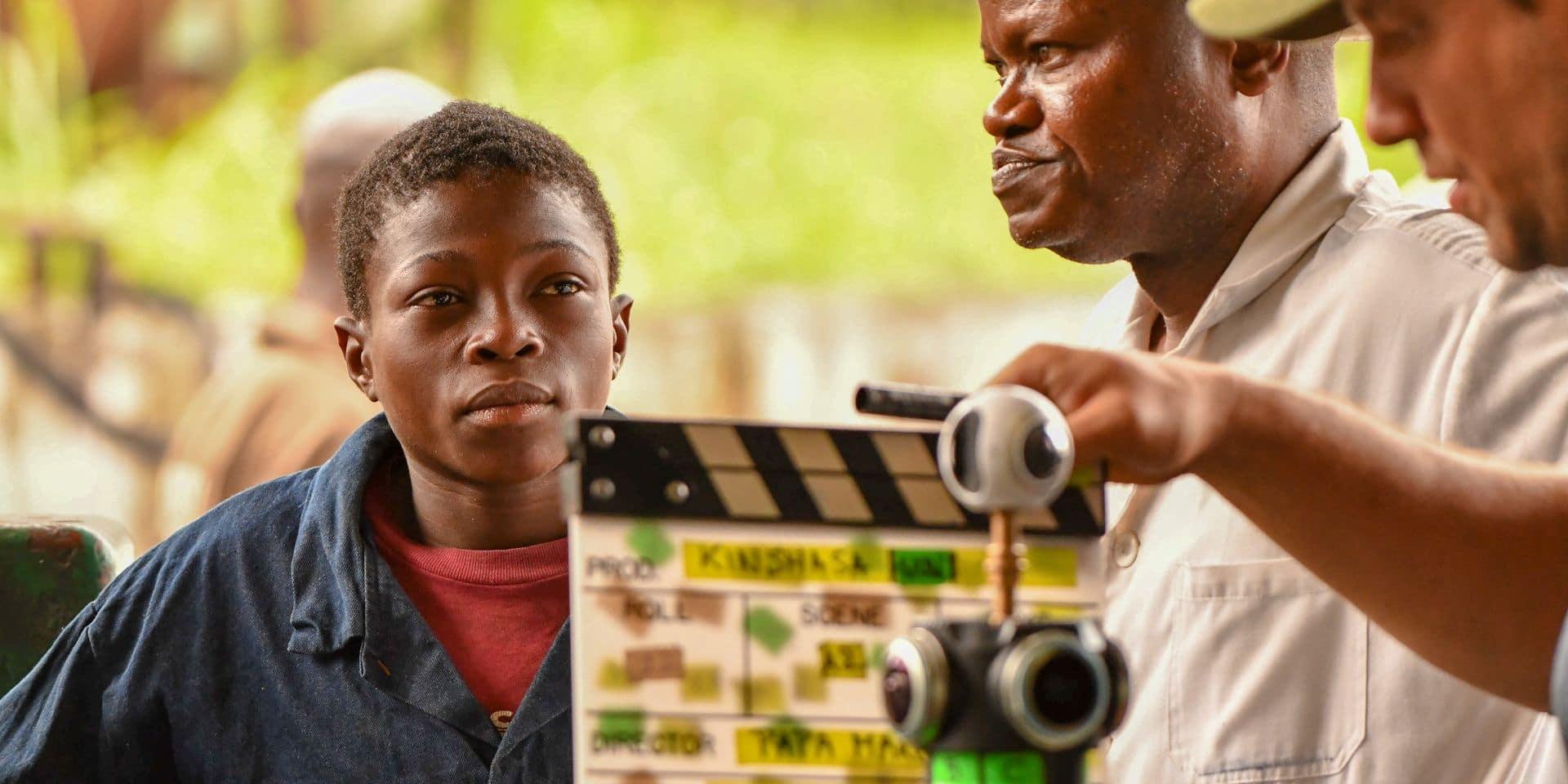 """Seul film belge de la Mostra, """"Kinshasa Now"""" fait le pari de la réalité virtuelle"""