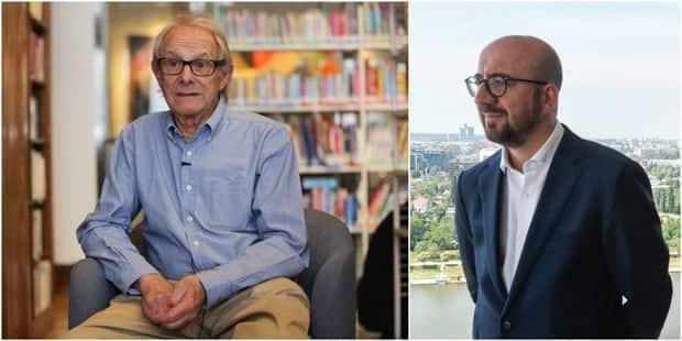 Charles Michel désapprouve la mise à l'honneur de Ken Loach mais l'ULB maintient sa décision - La Libre