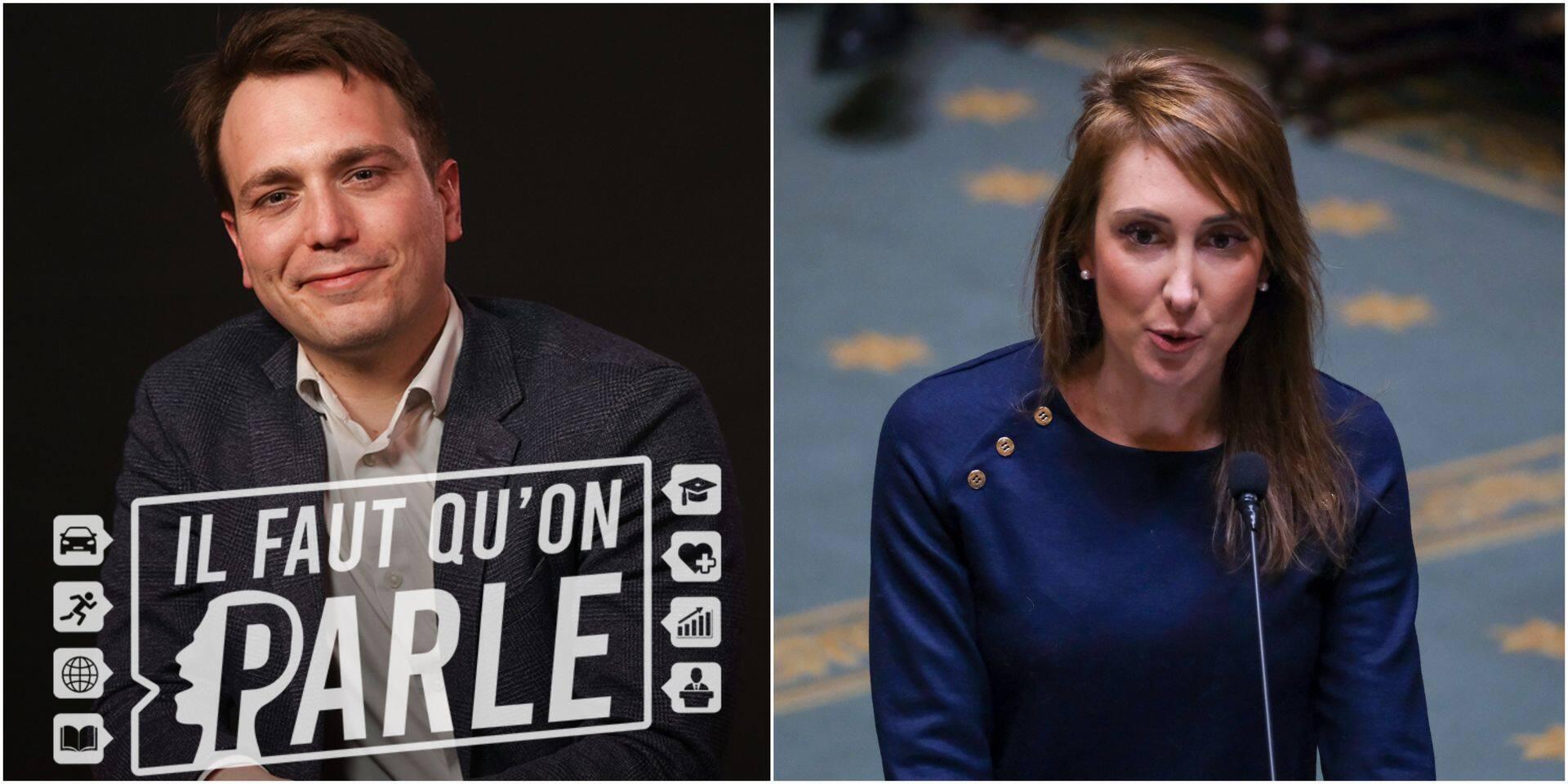 """Sophie Rohonyi: """"La N-VA et le Vlaams Belang veulent récupérer le dossier Conings à des fins purement électoralistes"""""""