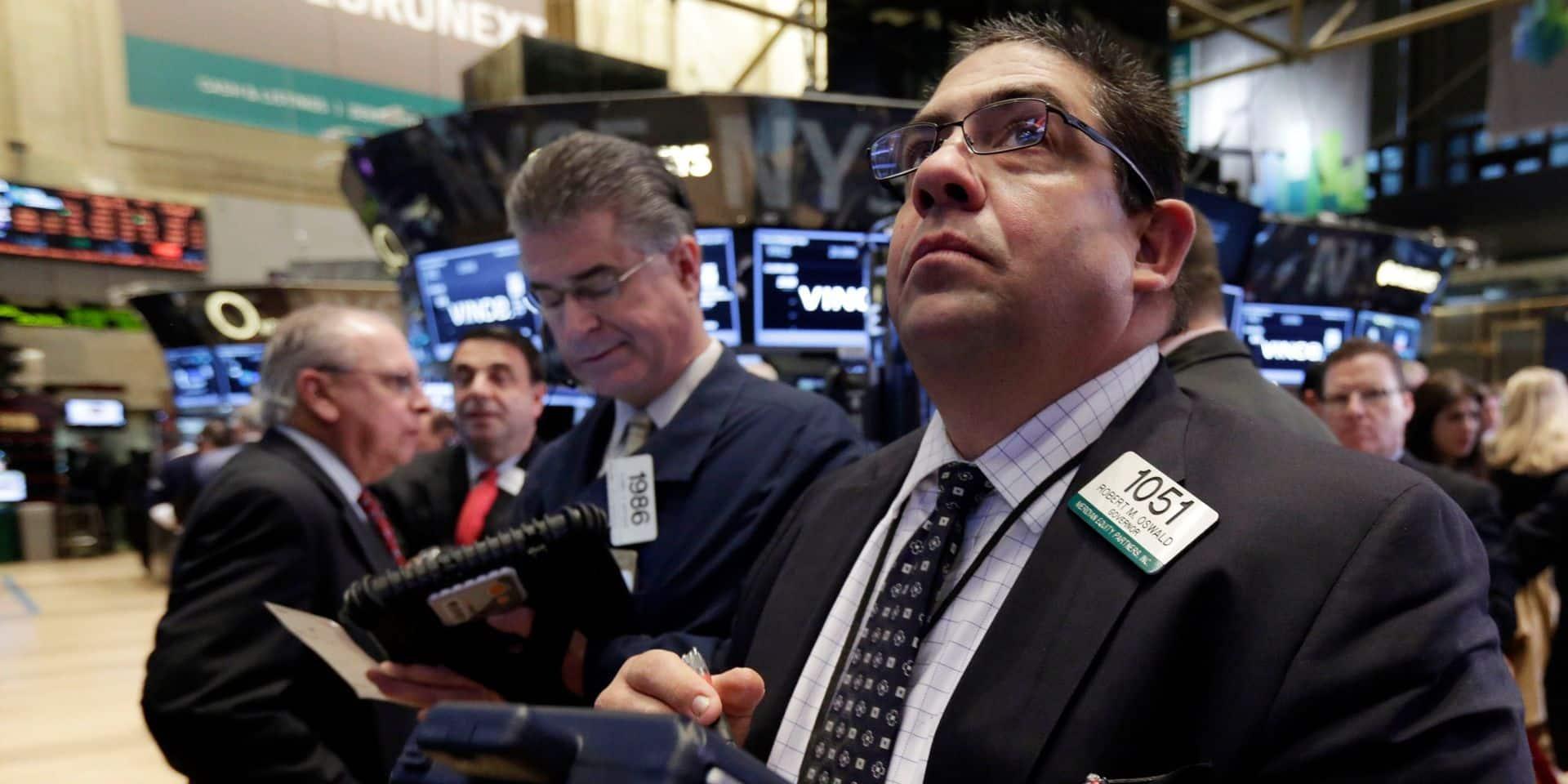 Wall Street monte après des chiffres de l'emploi américain meilleurs que prévu