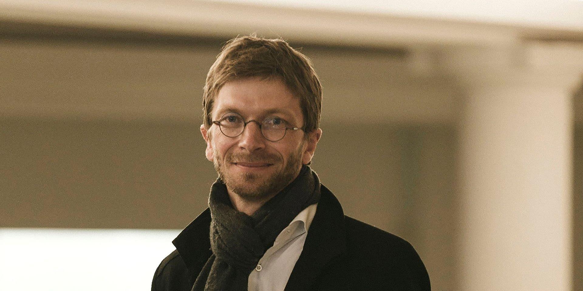 Jérôme Giersé, bientôt 41 ans, nommé directeur de Bozar Music en septembre 2020, un musicien littéraire qui est aussi un marin au long cours.