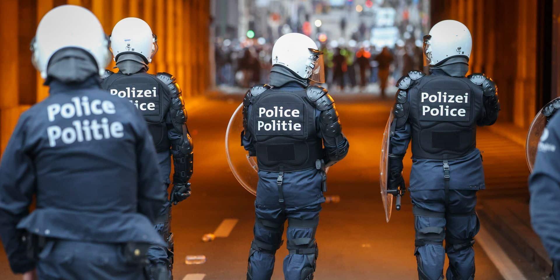 """Tous les flics sont-ils incompétents? """"Certains événements ont eu un impact sur l'image de la police"""""""