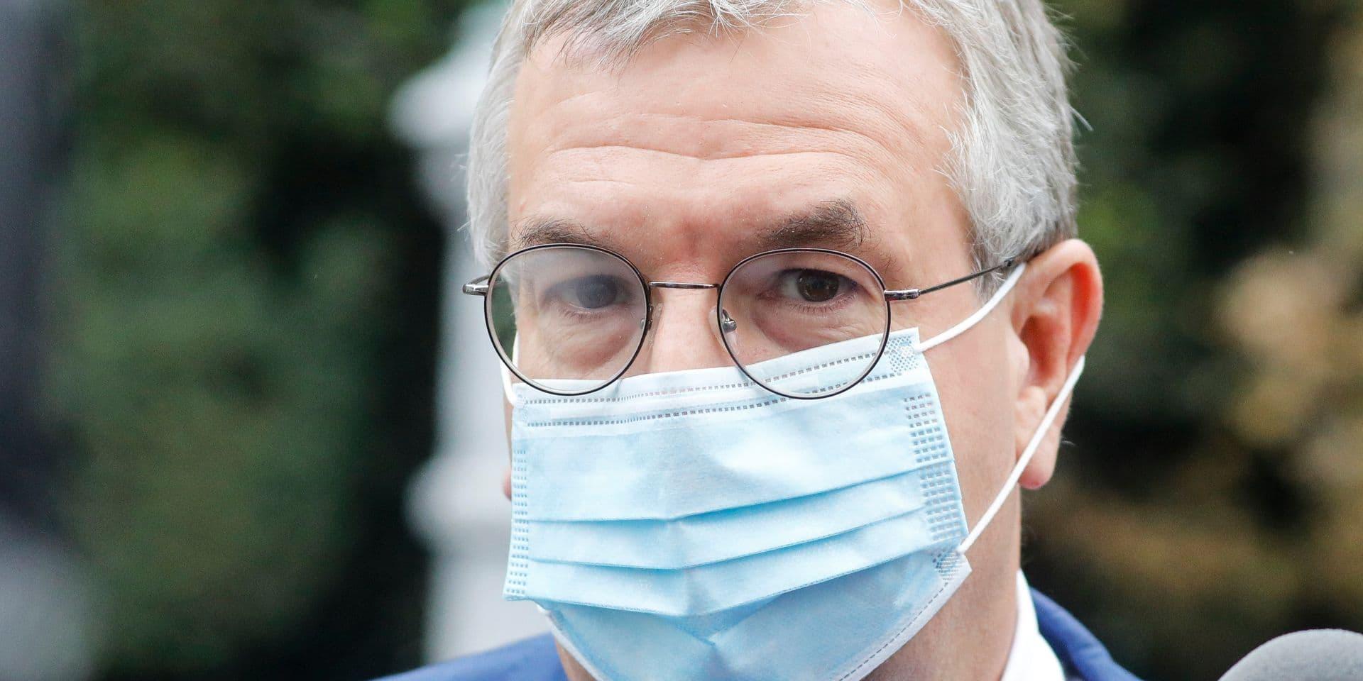 Pierre-Yves Jeholet positif au coronavirus, le gouvernement de la Fédération Wallonie-Bruxelles en quarantaine