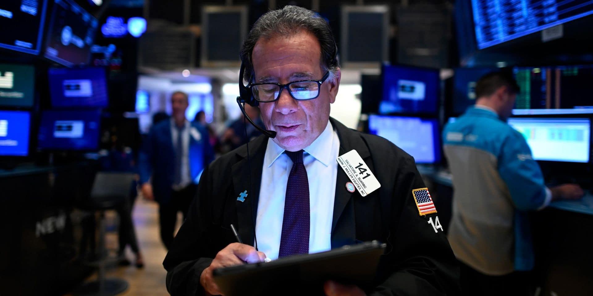 Twitter chute en Bourse après la fermeture du compte de Donald Trump