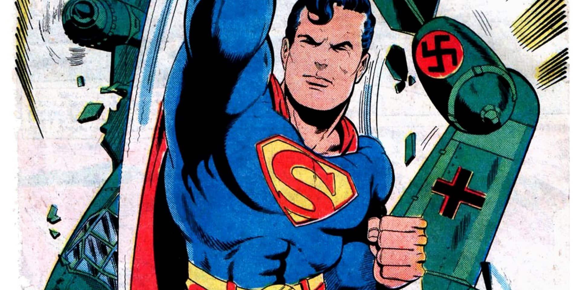 3. Superheroes never die. Comics and Jewish Memories