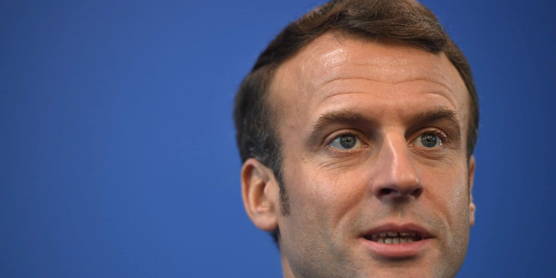 La réforme des retraites de Macron met la France à l'arrêt