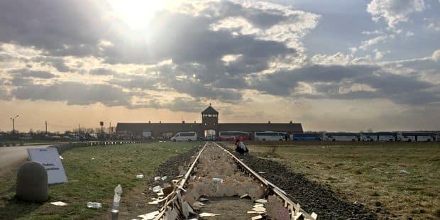 Auschwitz? lieu de l'indicible - La Libre