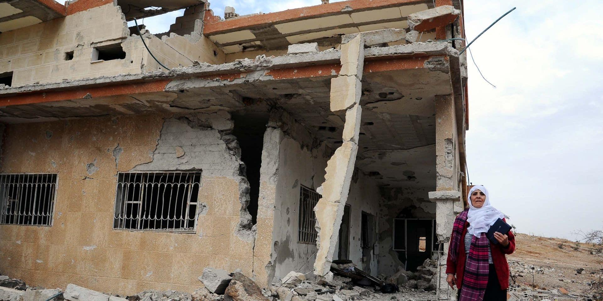 Frappe meurtrière à la frontière Syrie-Irak: ce que l'on sait