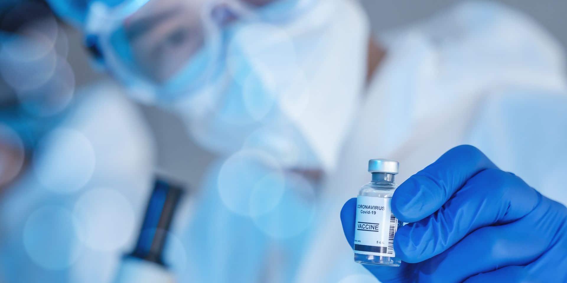 L'Institut Pasteur arrête son principal projet de vaccin, le laboratoire Merck interrompt aussi son travail