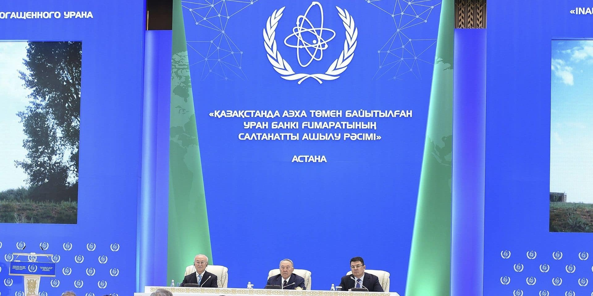 Nucléaire iranien: volte-face pour les Européens qui abandonnent leur résolution contre Téhéran