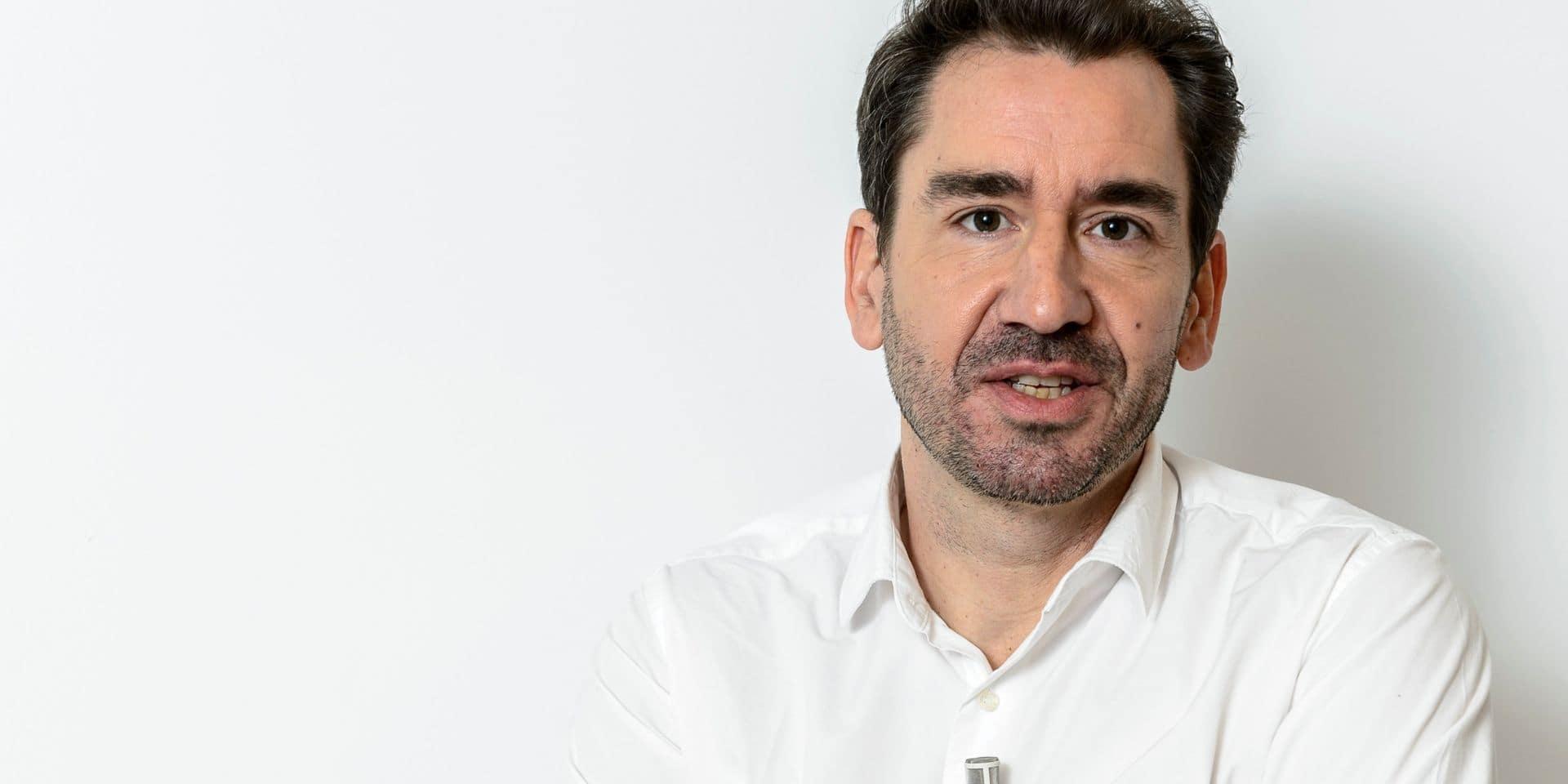 """""""On confond vitesse et accélération"""": la mise au point de Marius Gilbert sur le rebond de l'épidémie"""