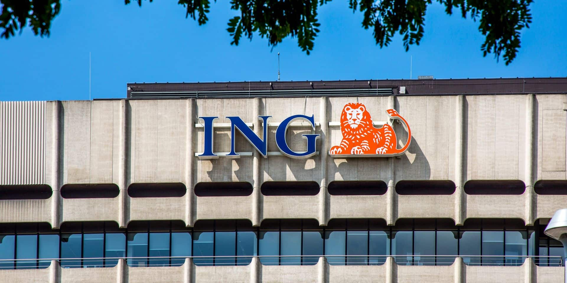 Dans les agences ING, retirer des espèces de son compte d'épargne va vous coûter de l'argent