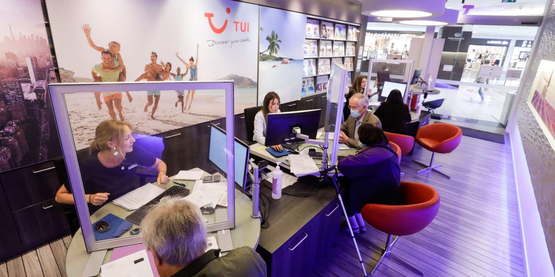 Les voyageurs de Tui pourront être remboursés pour un vol annulé