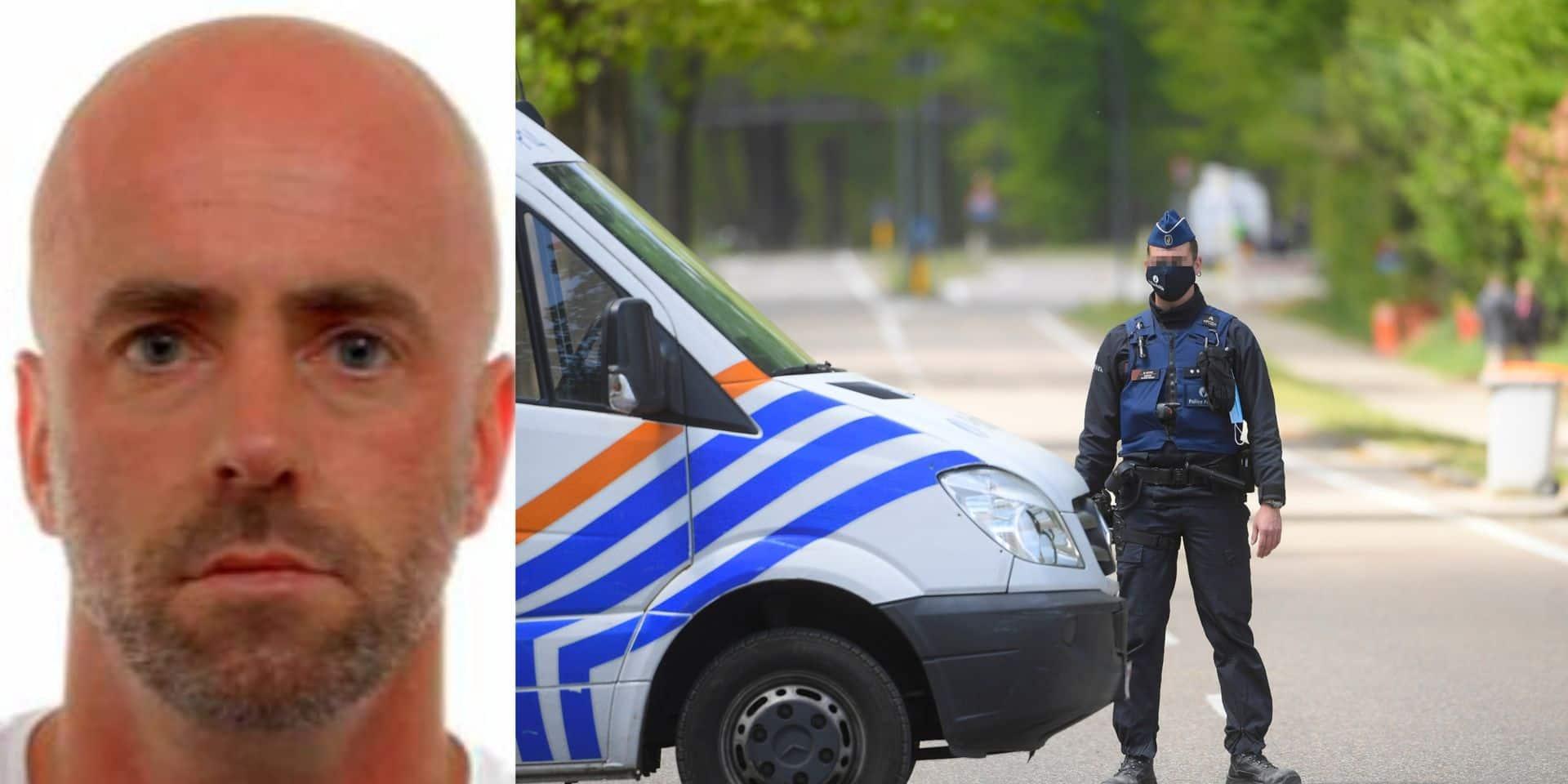Chasse à l'homme : la police a déjà reçu 185 témoignages suite à l'avis de recherche concernant Jürgen Conings