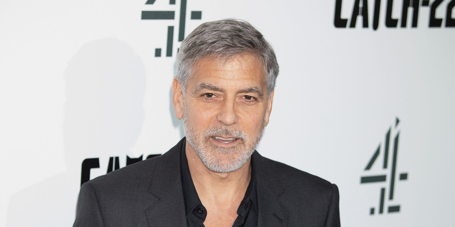 George Clooney mal en point