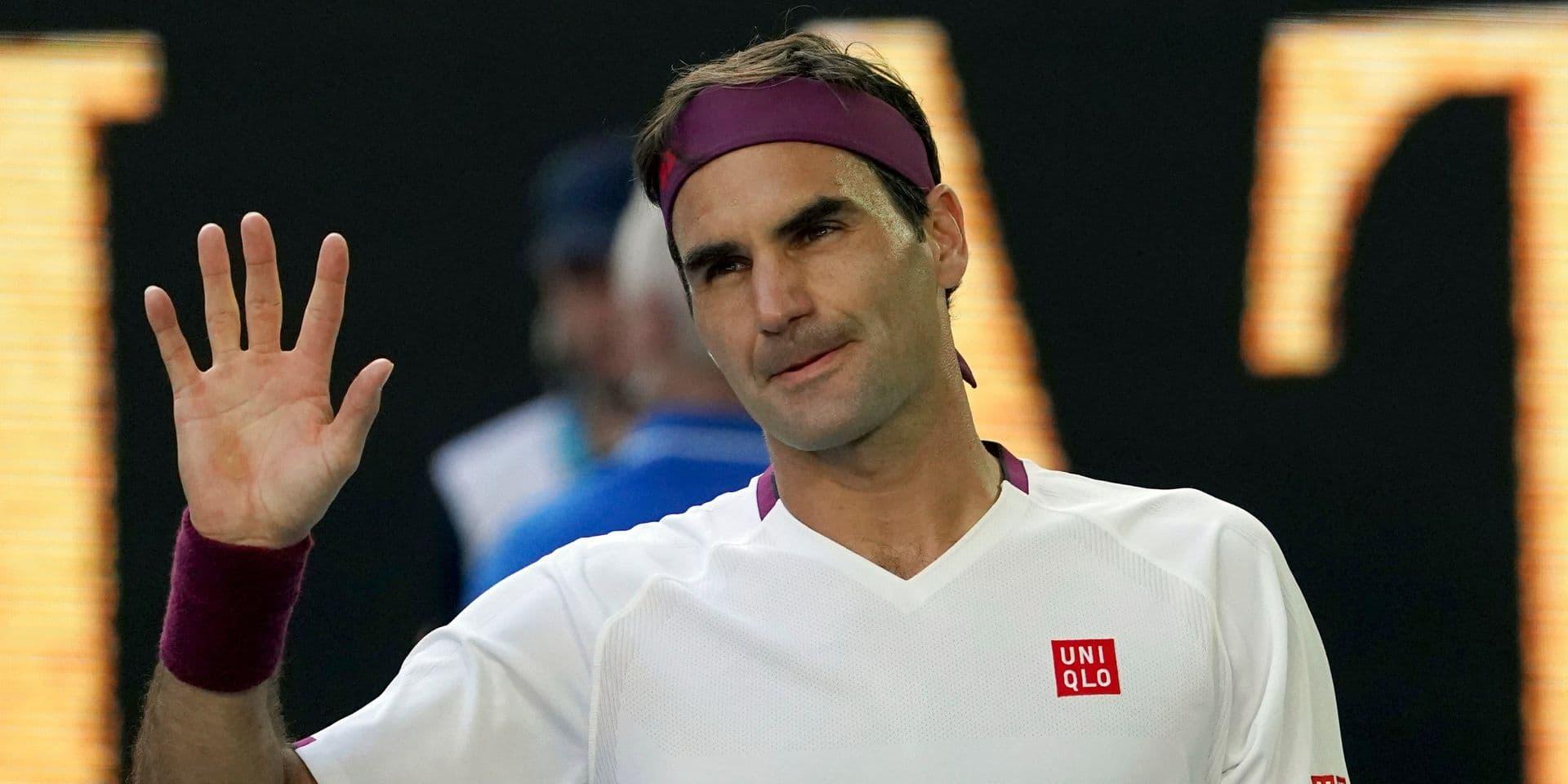 ATP Doha : Roger Federer sorti en quarts de finale