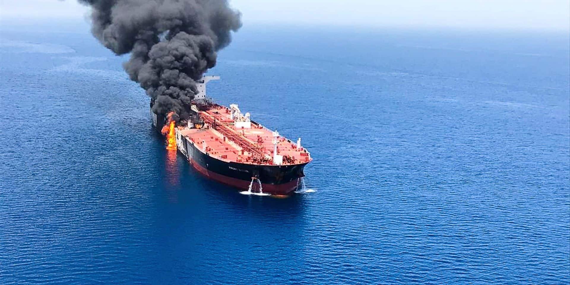 La tension monte entre l'Iran et la Grande-Bretagne après l'attaque des tankers en mer d'Oman: l'ambassadeur britannique convoqué