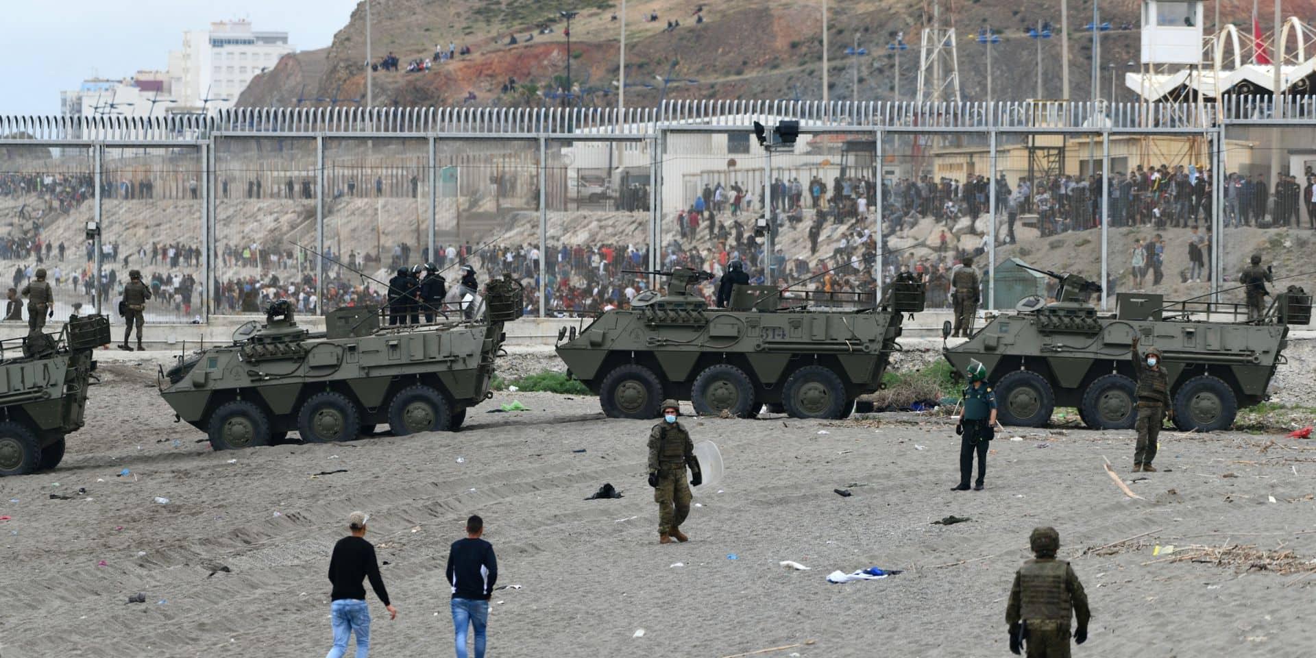 Ceuta et Melilla, seules frontières terrestres entre l'Afrique et l'Europe