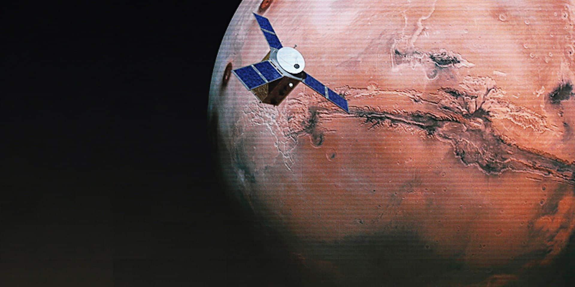"""Le lancement de la sonde """"Espoir"""" vers Mars à nouveau reporté"""